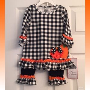 Rare Editions Dress Outfit 24M